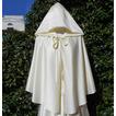 Cappotto scialle da sposa scialle con cappuccio accessori da sposa