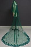 Velo da sposa verde velo da sposa musulmano velo da viso 3M