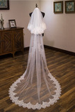 Velo da sposa lungo velo di pizzo con paillettes velo lungo 3M pettine per capelli in metallo