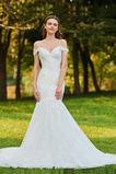 Abito da sposa Non Specificato Tubino moda Bottone Maniche Corte Shiena Sheer