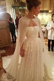 Scialle lungo in chiffon semplice elegante giacca da sposa lunga 2 metri