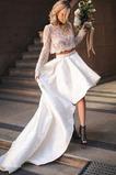 Abito da sposa decorato Pizzo francese Lace Coperta Applique Romantici