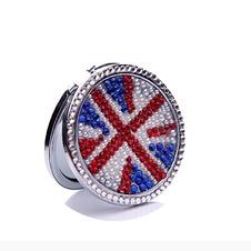 Compleanno pieghevole parola intarsiate del diamante Retro ornamento piccolo commercio all'ingrosso