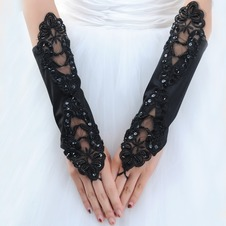 Guanti da sposa Ombra moda Guanti senza dita Medium Long Appropriato