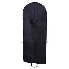 Tessuto non tessuto nero e vestito grande copertura sacchetto pieghevole Abito da sposa