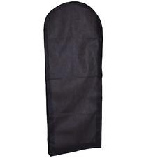 Garza di tessuto non tessuto nero spessore vestito parapolvere vestito polvere sacchetto