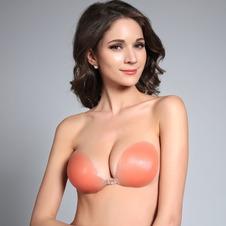 colore della pelle del seno svuotato raccolta reggiseno invisibile Stealth