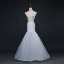 Da sposa sottoveste Bianco Sirena Spandex Corsetto Nuovo stile Abito da sposa