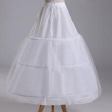 Da sposa sottoveste Abito da sposa Stringa Standard Tre cerchi Regolabile