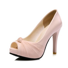 Sexy sandali con plateau tacco alto moda scarpe da pesce scarpe da banchetto