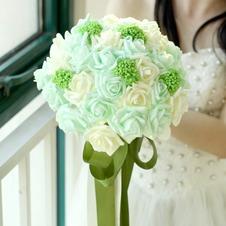 Bouquet sposa mano bouquet matrimonio studio puntelli