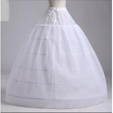 Da sposa sottoveste Abito da sposa Regolabile Nuovo stile Espandere Sei cerchi