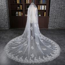 Velo allungato e allargato 3 metri di lunghezza velo da sposa accessori da sposa all'ingrosso