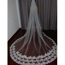 3M velo da sposa vintage cattedrale velo velo pettine velo da sposa di lusso velo da sposa