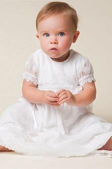Abito cerimonia bambina Principessa Bow accentati A Terra Lanterna Formale