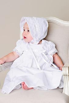 Abito cerimonia bambina A Terra Alta Coperta Principessa alta vita/cintola