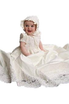 Abito cerimonia bambina Maniche Corte decorato Formale Lace Coperta T-Shirt