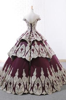 Abito da sposa Maniche Corte Raso A-Line Tipo standard Naturale Lace Coperta