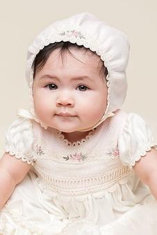 Abito cerimonia bambina Ricami Maniche Corte Principessa Primavera Una linea pavimento lunghezza