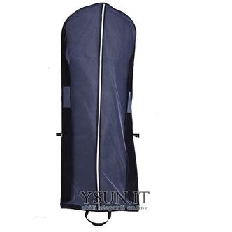 Tessuto non tessuto nero e vestito grande copertura sacchetto pieghevole Abito da sposa - Pagina 2