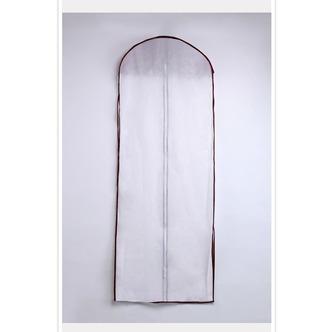 155 cm lungo singolo parteggiato bordo viola trasparente ispessimento non-tessuti - Pagina 2