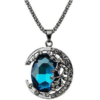 Prodotto nuovo donne collana cristallo lega gioielli retrò & pendente della collana - Pagina 1