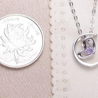 Argento a forma di cuore di placcatura decorazione Hot vendita collana pendente - Pagina 5