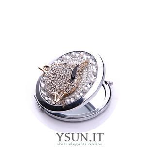 Grado superiore bifronte il fascino pieghevole intarsiato con diamanti ornamento piccolo Business - Pagina 2