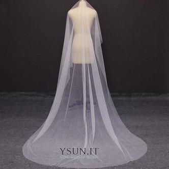 Velo da sposa velo velo da sposa lucido accessori da sposa - Pagina 1