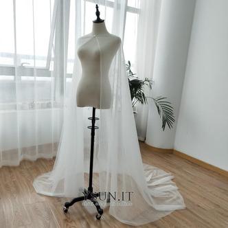 Scialle da sposa scialle in tulle scialle da sposa economico 200CM - Pagina 4