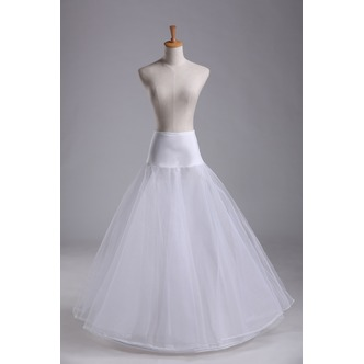 Da sposa sottoveste Alla moda Elastico in vita Spandex Materiale elastico - Pagina 1