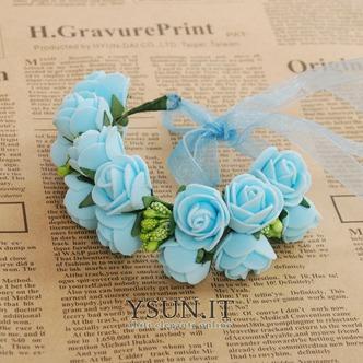 Capelli sposa corona fotografia accessori la doppia corona - Pagina 2
