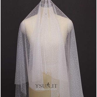 Velo da sposa velo velo da sposa lucido accessori da sposa - Pagina 6