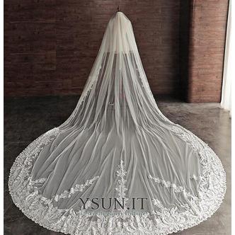 4M velo da sposa di alta qualità velo da sposa 2 strati velo da sposa velo da sposa - Pagina 2