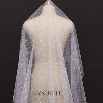 Velo da sposa velo velo da sposa lucido accessori da sposa - Pagina 5