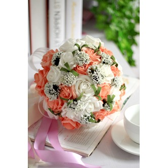 Rose in tutto il fiore decorativo stelle combinazione di cielo - Pagina 1