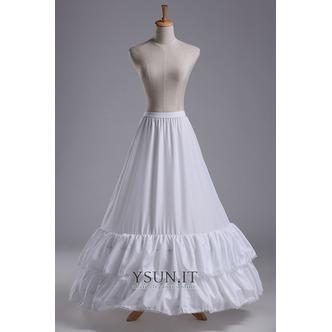 Da sposa sottoveste Sirena Alla moda Abito da sposa Pizzi di cantu Due cerchi - Pagina 1