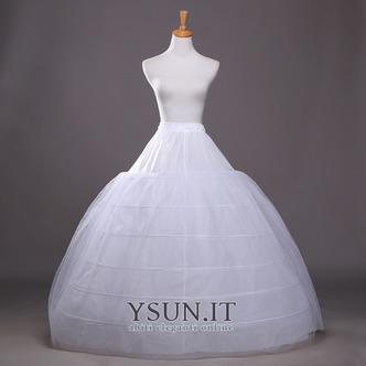 Da sposa sottoveste Sei cerchi Elegante Net forte Espandere Regolabile - Pagina 1