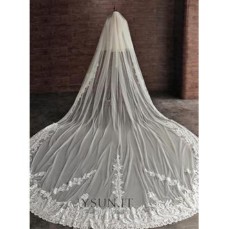 4M velo da sposa di alta qualità velo da sposa 2 strati velo da sposa velo da sposa - Pagina 1