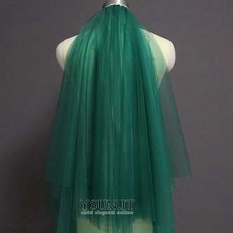 Velo da sposa verde velo da sposa musulmano velo da viso 3M - Pagina 3