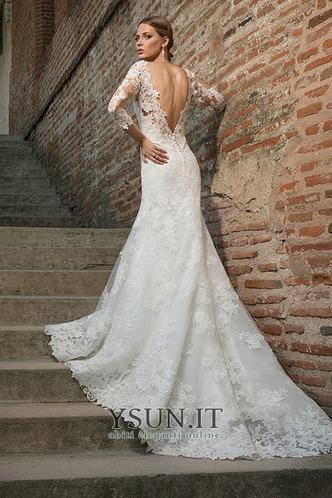 abiti da sposa stile romantico